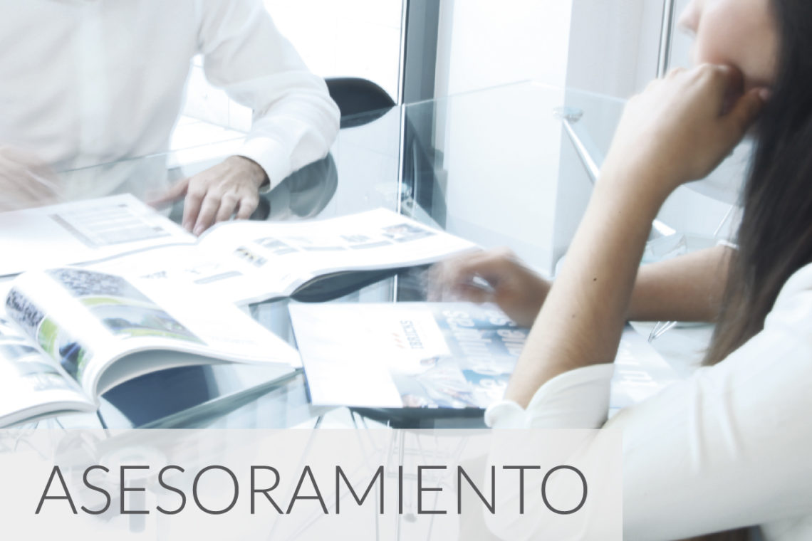 Asesoramiento - Marketing