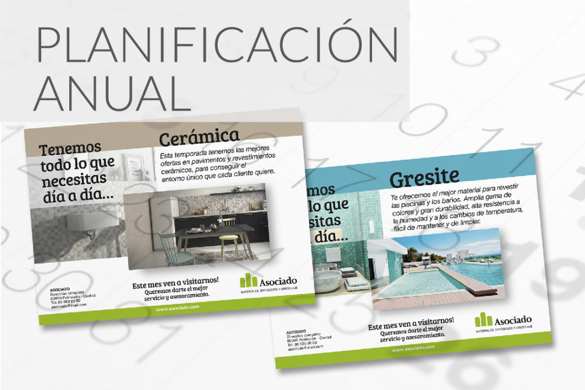 Planificación anual - Marketing